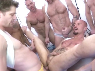 group fuck piss