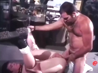 fucked in the sex-shop