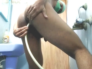 bellylover28 requested video Enema Bulge