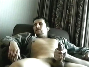 sleeping guy jerked off