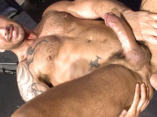 Scott Tanner & Adam Killian in Muscle And Ink, Scene #04