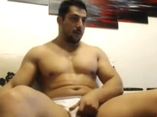 romanian show his ass and cock