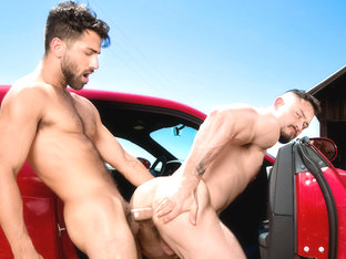 Adam Ramzi & Seven Dixon in Open Road - Part 1 Video
