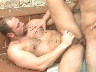 Czech series - Anal Action At The Spa