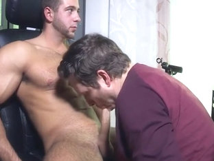 Maskurbate Jp Sucked in Pascals Office