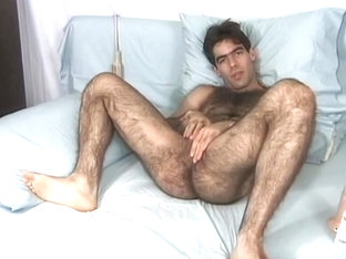 HairyJocksVideo - Sexy Dave His Dildo_2