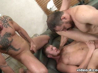 Allen Silver & Will Swagger & Drake Jaden in Threesome Compilation - PrideStudios