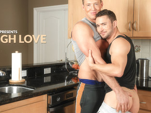 Colt Rivers & Pierce Hartman in Tough Love XXX Video
