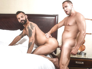 David Benjamin & Hans Berlin in Mail Order Husband Part 3 - DrillMyHole