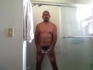 FRUIT OF THE LOOM SHOWER (guywantstolook of Xtube)