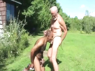 white grandpa black cock