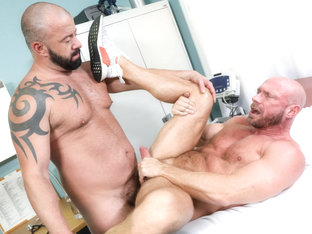 Adam Ryker & Killian Knox in Exam Room Fuckers 2 - PrideStudios