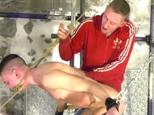 Using The Sexy Sub Boy As A Toy - Billy Rock & Ashton Bradley