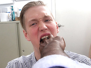 mommas boy comes clean on my big black dick - FuckYouCracker