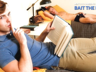 Ty Thomas & Christian Bay in Bait the Nerd - NextDoorBuddies