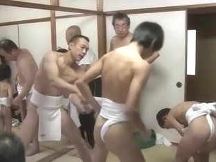 Japanese Hairy Man Penis... Great Shame