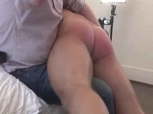 Marco - Straight lad spanked