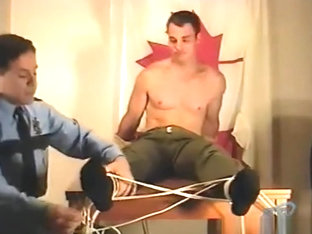 footfraternity.com INTERROGATION TICKLE TORMENT ON PILOT BRENT