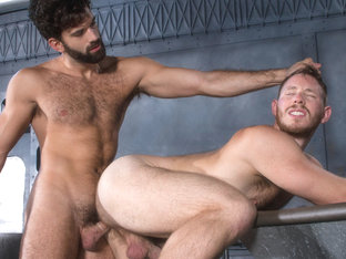 Destroyer XXX Video: Tegan Zayne, Spencer Whitman - FalconStudios