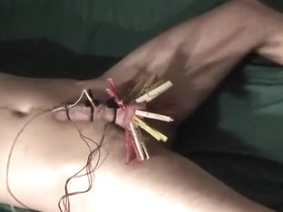 twenty one y/o e-stim & CBT