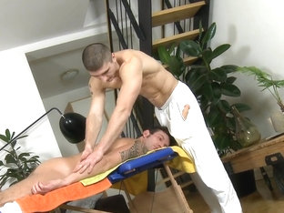 Gay gets lusty toying