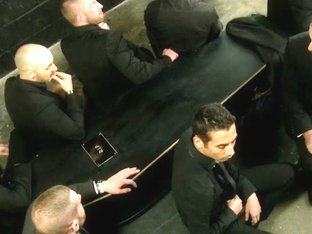 Twelve Fucks And A Funeral, Episode 2: Pall Bearers - UKNakedMen