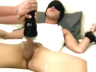 Xxx uncut boys gay Willy loved the feeling of his pipe being taunted and