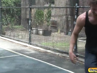 BasketBall Hunks_Awesome Anal Fuck_