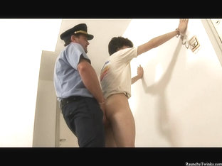 Wicked Dude Arrested And Drilled By Sexual Police