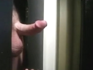 Married Massive Balls Returns to the Gloryhole