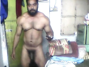 Indian Muscle (No cum) Part 1