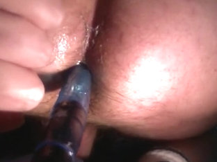 Amazing homemade gay scene with Gaping, Solo Male scenes