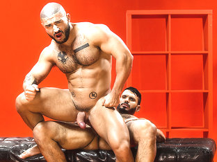 Francois Sagat & Jean Franko in Sex Wish Part 1 - MenNetwork