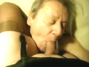 Cocksucking trannies