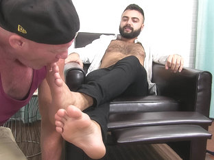 Gabriel's Feet & Socks Worshiped - Gabriel - MyFriendsFeet