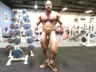 Rogan Richards Naked Gym