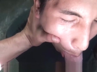 Young Broke Latino Worker Fucked For Cash POV