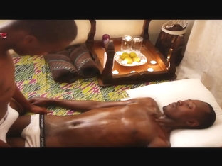 80Gays Video: African Oil Massage
