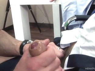 Incredible porn scene homosexual Brunette check uncut