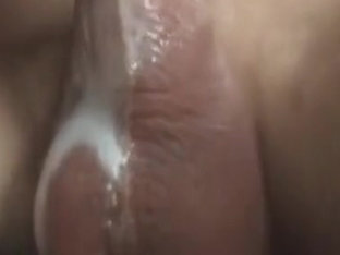 Juicy fleshlight fuck in public