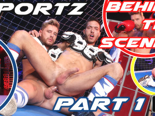 Sportz Bts - Part 1 - UKHotJocks
