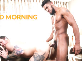 XL & Beau Reed in Hard Morning - NextdoorStudios