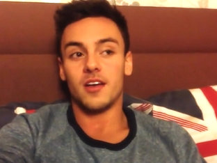 Tom Daley My Hero
