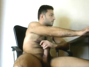 Big turkish cock cums