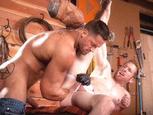 Billy Berlin & Erik Rhodes in Ranch Hands - ClubInfernoDungeon