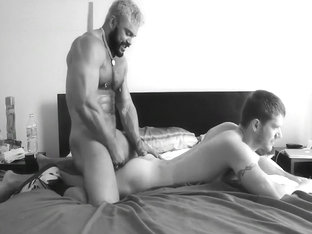 Rogan Richards rough fucks Skippy Baxter