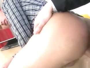 Big Booty White Boy Gets Fucked