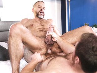 Connor Maguire & Dirk Caber in The Boyfriend Experience Part 3 - Str8ToGay