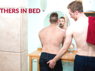 Blake Hunter & Ty Derrick in Brothers in Bed - NextdoorStudios