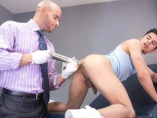 Armond Rizzo & Sean Zevran in Hard Medicine Video